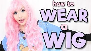 HOW TO WEAR A WIG   Alexa's Wig Series #1