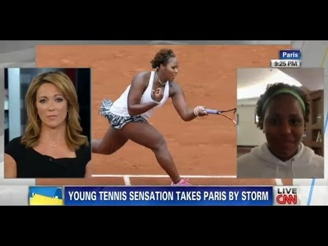 Taylor Townsend Tennis Sensation USTA Slams Overweight Champ Who's Laughing Now