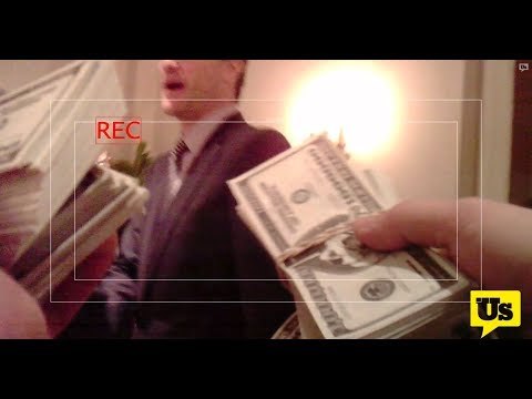 Caught On Tape: Fake Lobbyist Shames Congressman