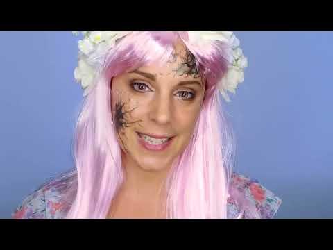 Tutorial Maquillaje Halloween Hada muriendo | Silvia Quiros