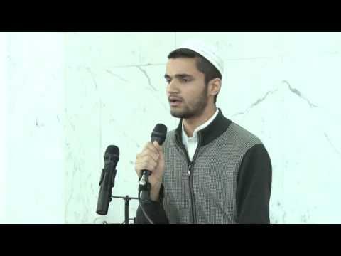 Dar-e-nabi Par Ye Umar Beethay Naat By Hafiz Abu Bakar In Kowloon Masjid Hong Kong 2015 video