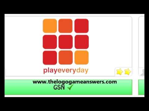 The Logo Game Facebook Answers Bonus Pack TV Channels 1