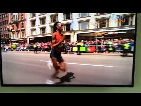 Rita Jeptoo 2014 Boston Marathon Women's Champion