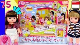 Mainan Boneka Eps 75 Supermarket Baru Yuka - GoDuplo TV
