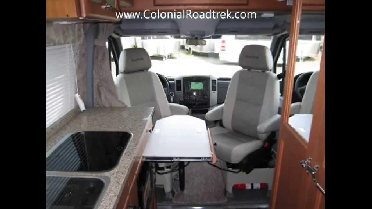 2014 Roadtrek Ss Agile Mercedes Benz Sprinter Diesel Small