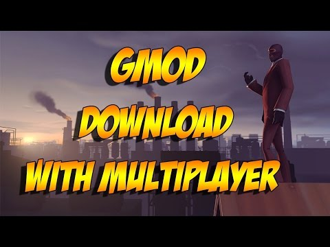 How To Download GMod + Multiplayer For FREE On PC!