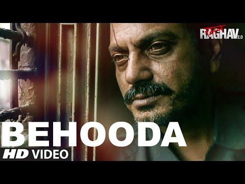 Behooda Video Song | Raman Raghav 2.0 | Nawazuddin Siddiqui | Anurag Kashyap | Ram Sampath