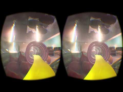 Oculus Rift Игры: Boursin Sensorium