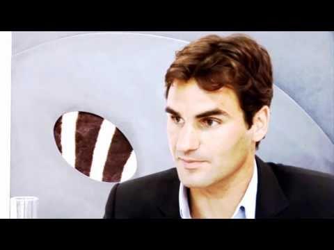 Roger Federer - Credit Suisse The Roger Federer Way