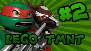 LEGO Teenage Mutant Ninja Turtles (TMNT): Episode 2 | TwinToo Bricks