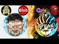 Gota.io VS Blob.io | SPEAR VS Sphinx [Insane Edits!!!!!]