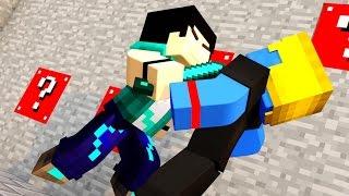 Minecraft - FIM DO LABIRINTO COM LUCKY BLOCK VERMELHO!! #3