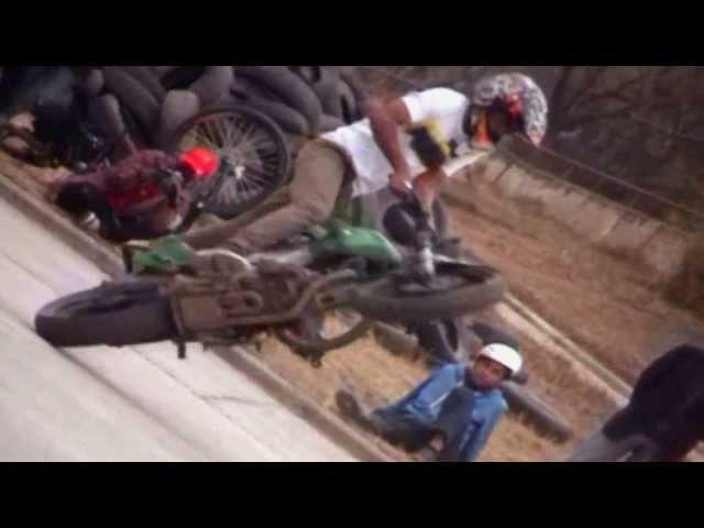 Stunt Mania-Bike Stunt Show with Babar Khan in Kathmandu.