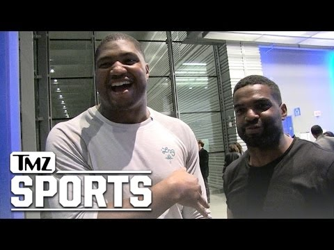 Calais Campbell -- Comedy is in My Blood