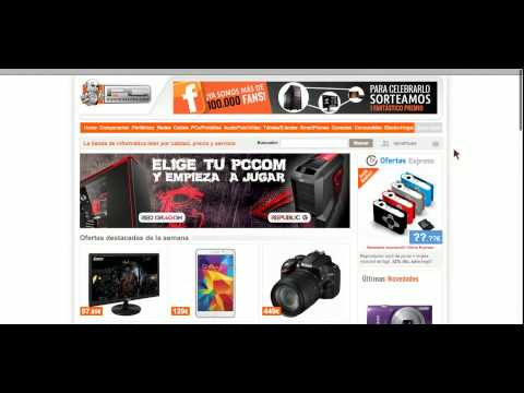 PCcomponentes.com Opinión y valoración de la tienda PC Componentes