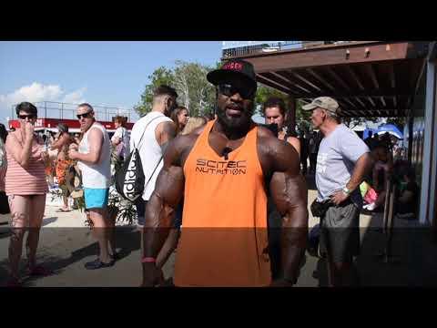 Újra velük volt az erő a siófoki Muscle Beachen