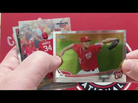 Fan Mail from UCFFANS, Donruss Packs, Check Out Monday's Fantasy Baseball Video