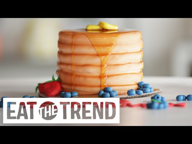 How to Make a Pancake Cake  Eat the Trend