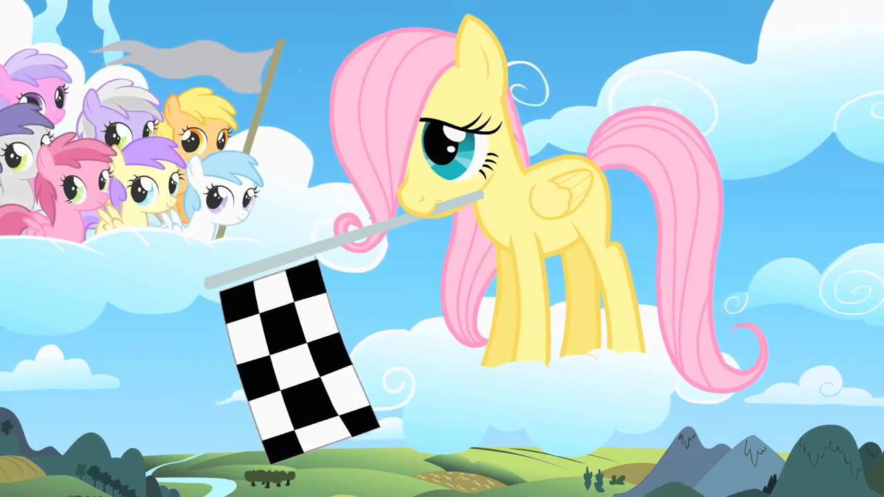My little pony friendship is magic filly fluttershy