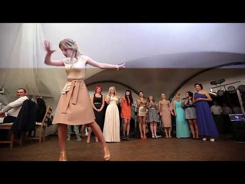 Страшные танцы на свадьбе Terrible dancing at the wedding