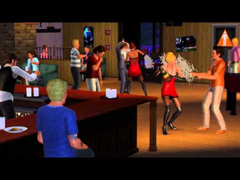 EA The Sims 3 Generations - Trailer ITA