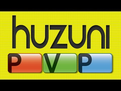 Minecraft - PvP'n with Huzuni 1.7.x Hacked Client - WiZARD HAX