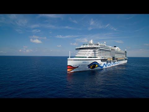 AIDAprima muss in die Werft - Reise abgesagt wegen Azipod-Antrieb