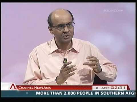 CNA: A Political Forum on Singapore's Future Pt2/4- 02Apr2011