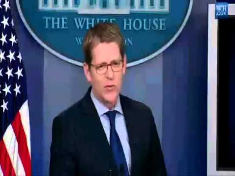 White House Press Conference Discuss JayZs Lyrics in Open Letter Track