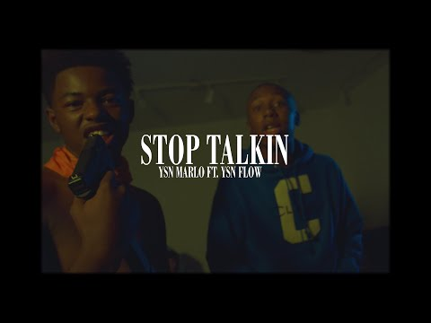"YSN Marlo - ""Stop Talkin"" Ft. YSN Flow (Official Music Video)"