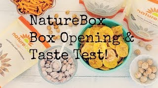 ShayTards Promo NatureBox