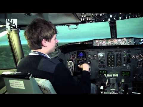 Boeing 737: Gear-Up Landing