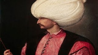 Sultan Suleyman The Magnificent - Tenth Sultan Of The Ottoman Empire