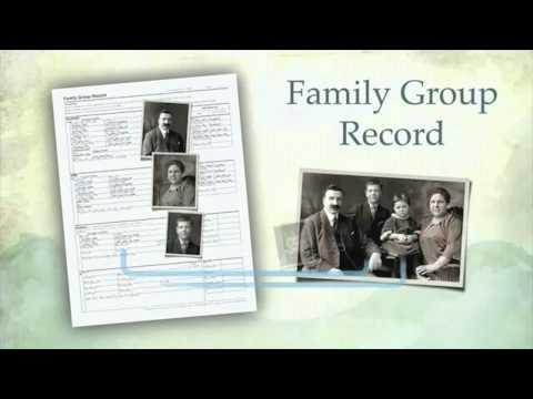 Mormon Family History Step 2