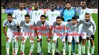 Saudi Arabia● Road to Russia ● All 44 goals in World Cup 2018 Qualifiers ASIA