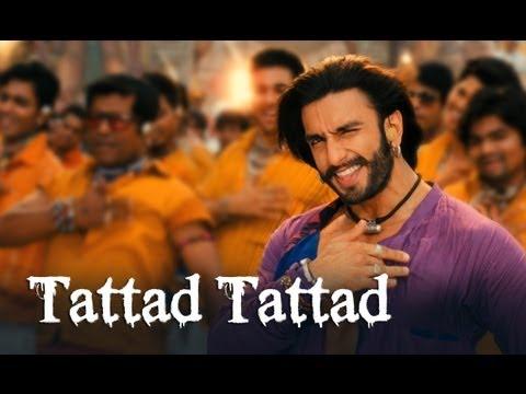 Tattad Tattad (ramji Ki Chaal) Song Ft. Ranveer Singh | Goliyon Ki Raasleela Ram-leela video