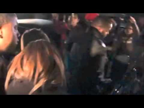 Justin Bieber & Selena Gomez Paparazzi Video Birthday March 2011