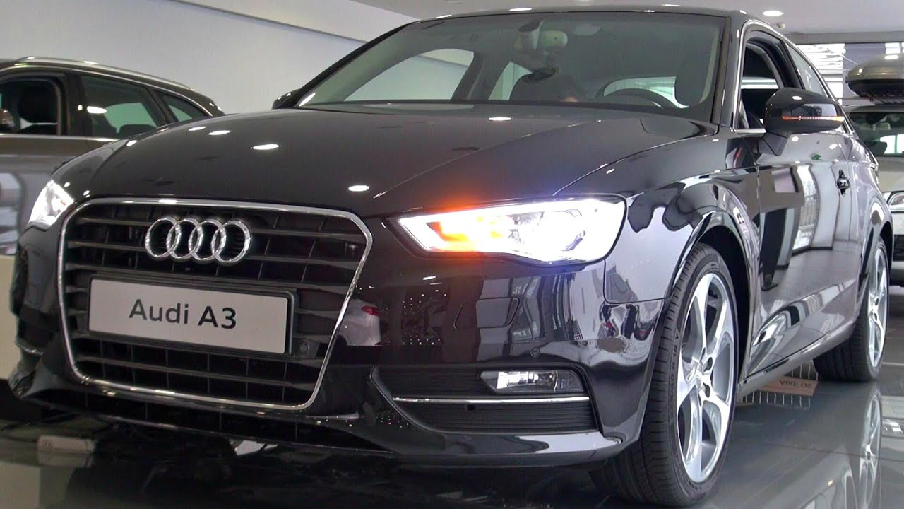 2013 audi a3 2 0 tdi in depth look youtube. Black Bedroom Furniture Sets. Home Design Ideas