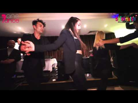 Hande Atalay & Ersin Altaş Social Salsa Video - Noche De Rumba by One Dance