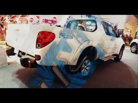 Triton MY12: Mega Cab PLUS GLS 2.5 VG Turbo & Single Cab CNG 2.4