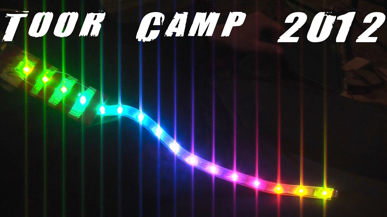 Led Strips Arduino Camping Light With Dimmer Images