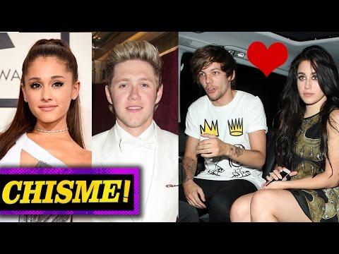 Ariana Grande Saliendo con Niall Horan y Louis Tomlinson con Lauren Jauregui?