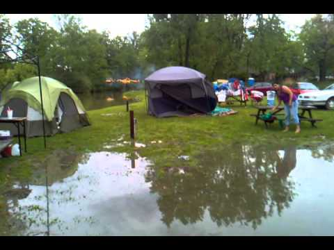 Coleman instant tent 8