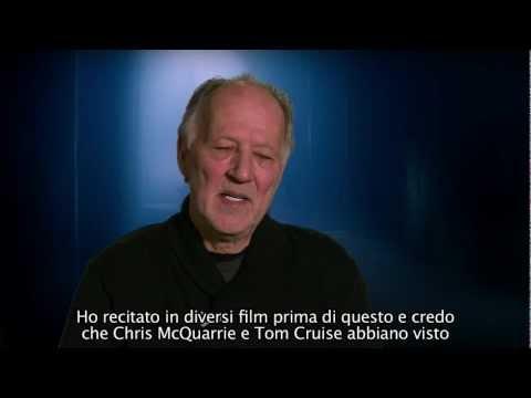Jack Reacher - La prova decisiva | Intervista a Werner Herzog (sottotitoli in italiano)