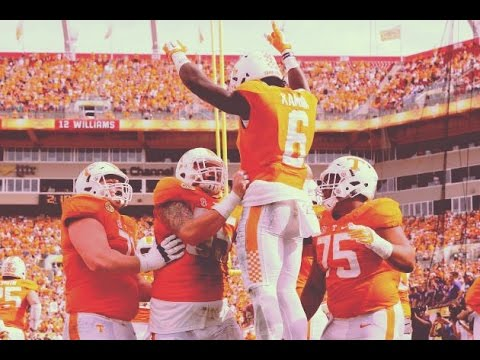 Tennessee Volunteers Football Pump-Up 2016-17 || Bringing the Boom || HD
