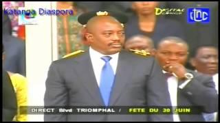 Défilé du 30 juin 2014 à Kinshasa