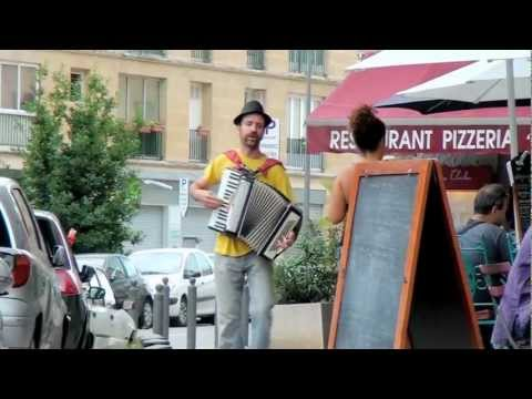 Balázs utazik - Taxi Marseille