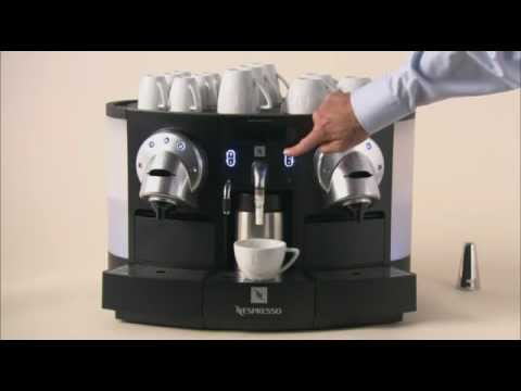 nespresso gemini cs220 youtube. Black Bedroom Furniture Sets. Home Design Ideas