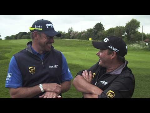 Lee Westwood and Billy Foster…How it all Began