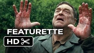 The Monuments Men Featurette - Lost Treasure (2013) - John Goodman Movie HD